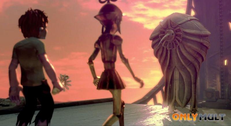Третий скриншот Заводная девочка