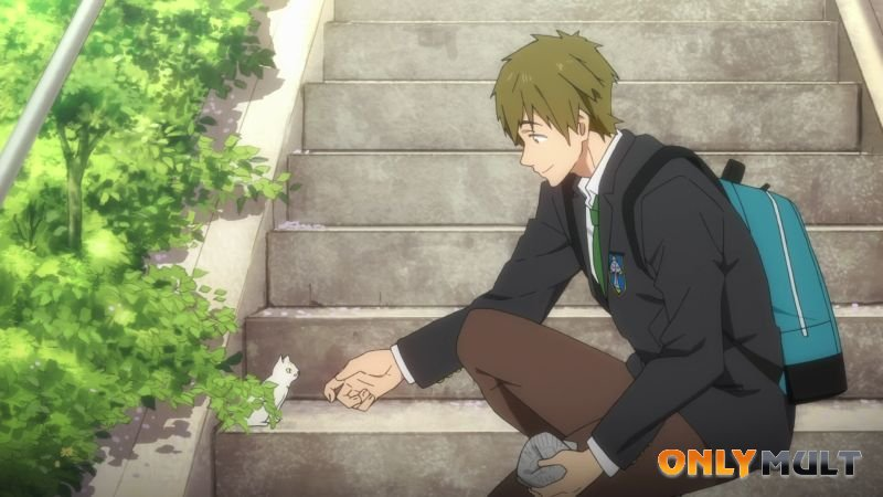 Третий скриншот Free (аниме)