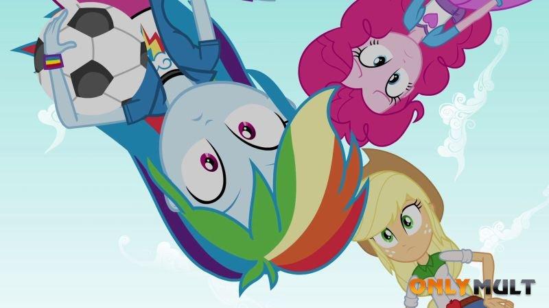 Третий скриншот Equestria Girls