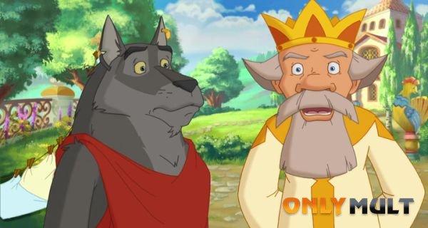 Второй скриншот Иван Царевич и Серый Волк (2011)