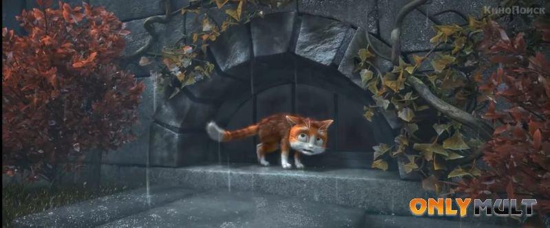 Второй скриншот Кот Гром и заколдованный дом