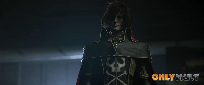 Первый скриншот Космический пират капитан Харлок (2013)