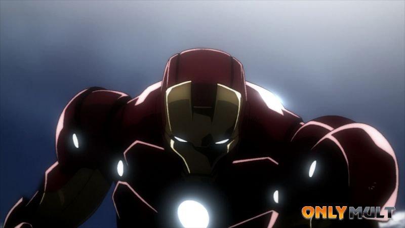 Второй скриншот Железный Человек: Восстание Техновора