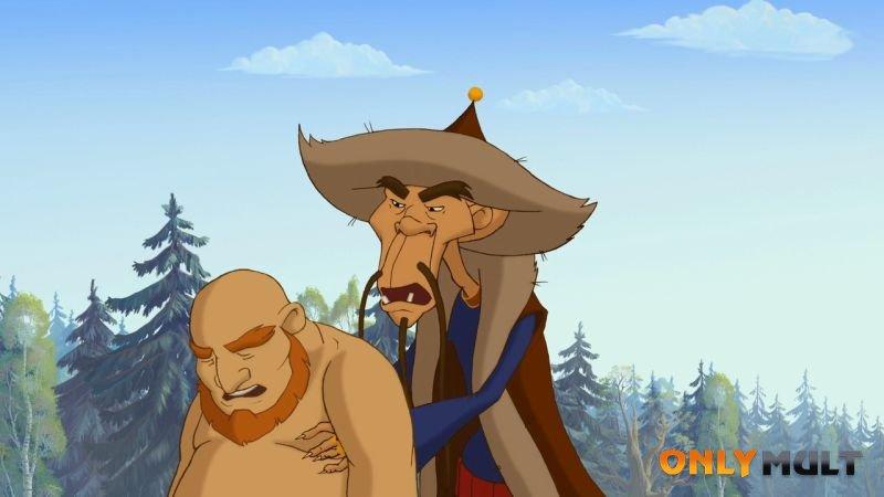 Первый скриншот Три богатыря на дальних берегах