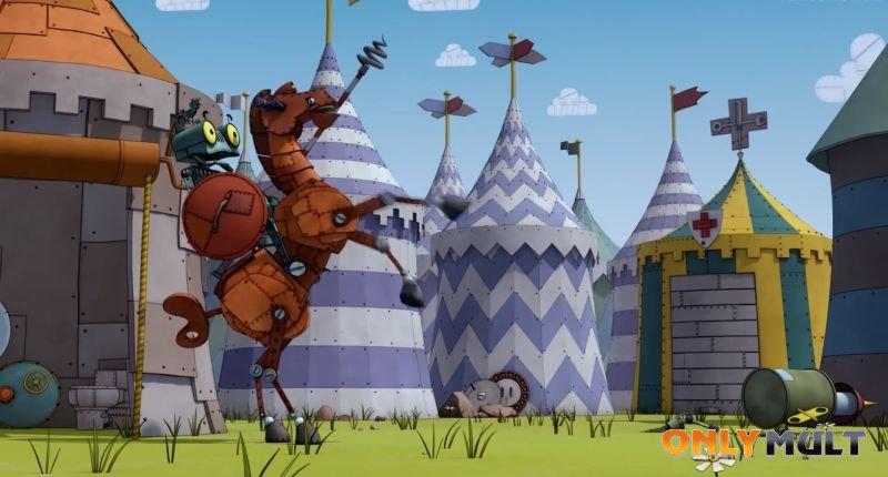 Третий скриншот Храброе сердце (2013)