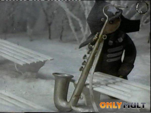 Первый скриншот А снег идет