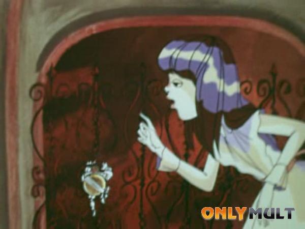 Первый скриншот Алиса в Зазеркалье