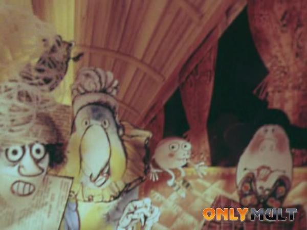 Второй скриншот Алиса в Зазеркалье