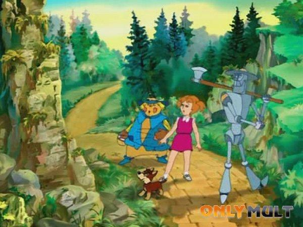 Второй скриншот Приключения в Изумрудном Городе