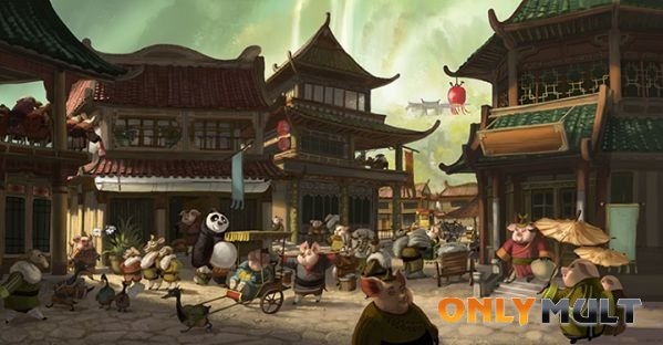 Третий скриншот Кунг-фу Панда 3 (2016)