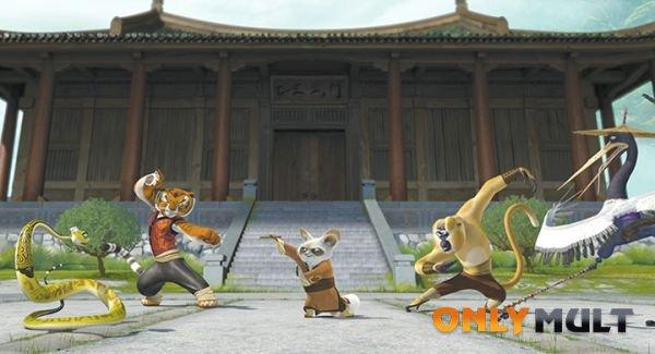 Второй скриншот Кунг-фу Панда 3 (2016)