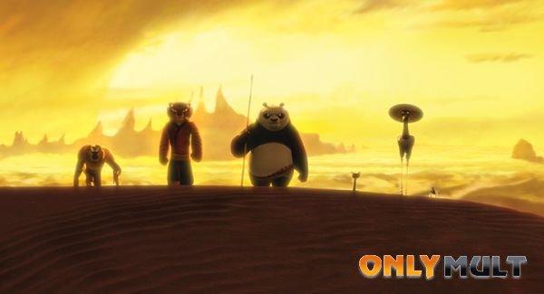 Первый скриншот Кунг-фу Панда 3 (2016)
