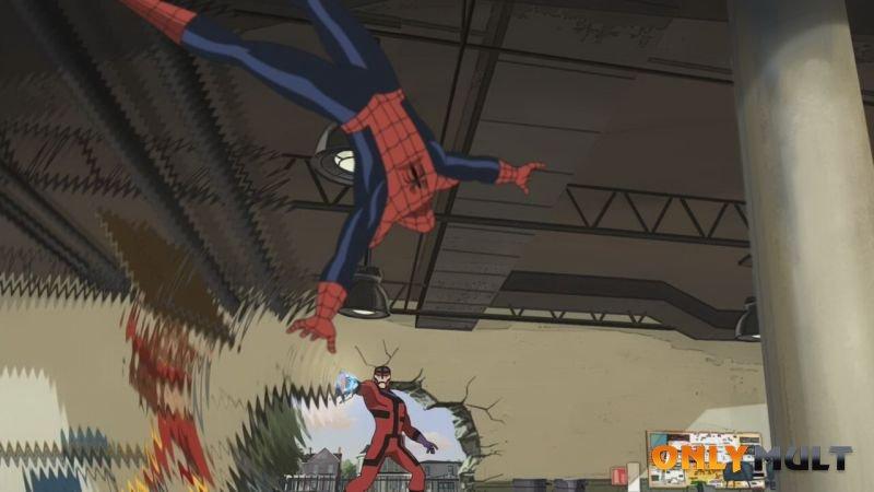 Первый скриншот Совершенный человек паук