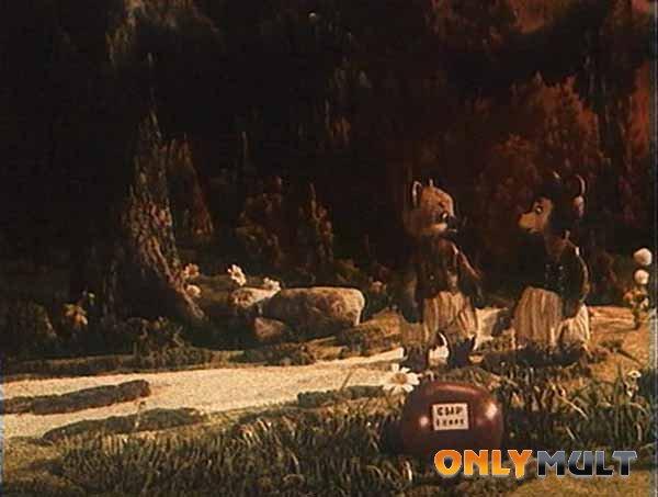 Первый скриншот Два жадных медвежонка
