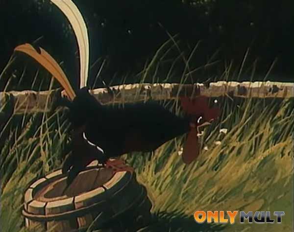 Первый скриншот Ворона и Лисица