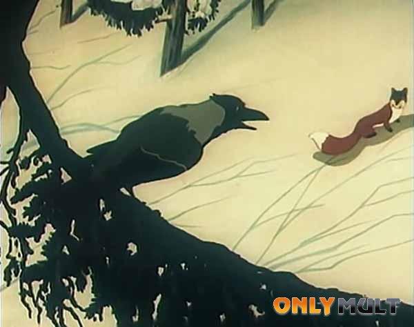 Второй скриншот Ворона и Лисица
