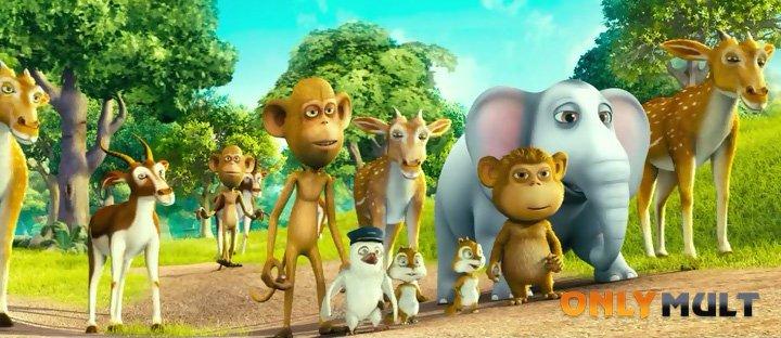Второй скриншот Братва из джунглей
