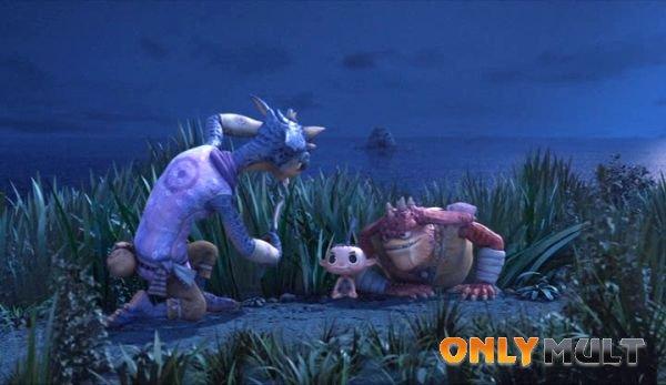 Второй скриншот Монстры на острове