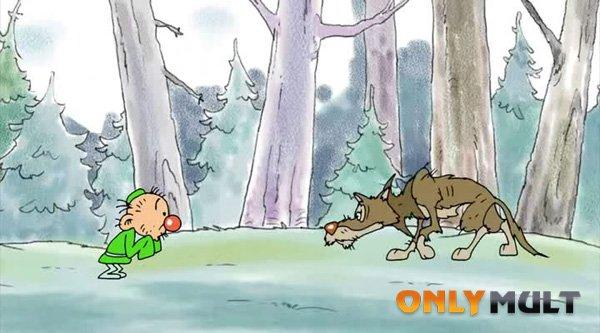 Первый скриншот Алдар и серый волк