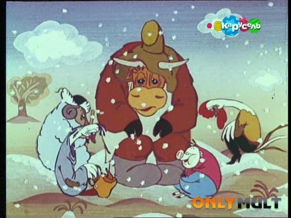 Третий скриншот Зимовье зверей