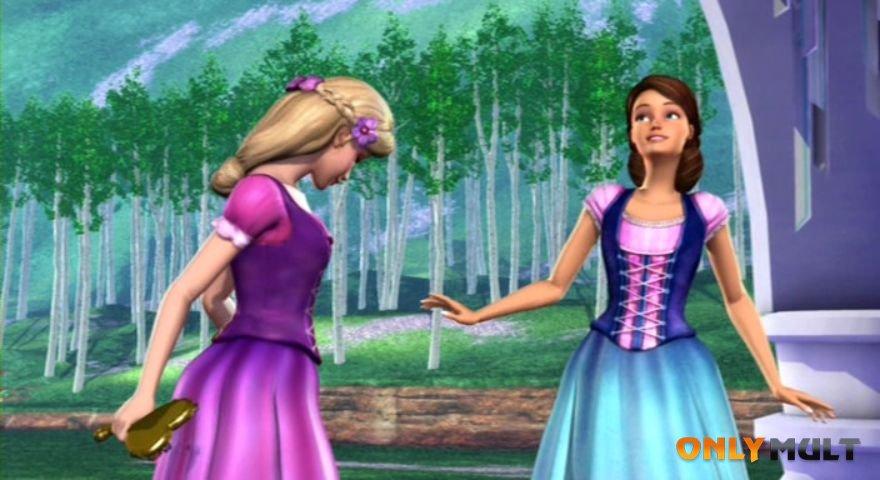 Первый скриншот Барби и Хрустальный замок