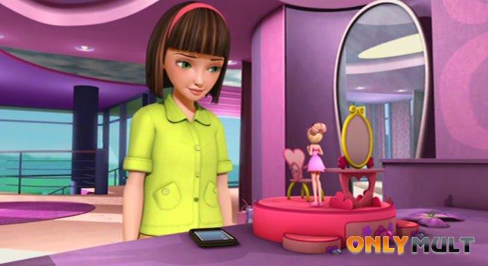 Третий скриншот Барби Дюймовочка