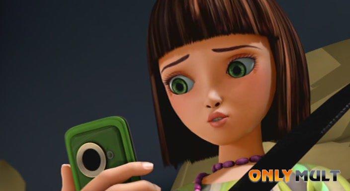 Первый скриншот Барби Дюймовочка