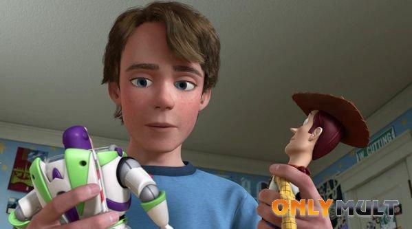 Первый скриншот История игрушек 3