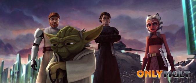 Первый скриншот Звездные войны: Войны Клонов