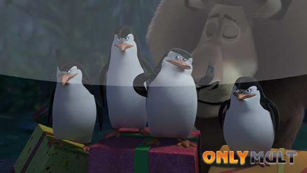 Первый скриншот Рождественский Мадагаскар