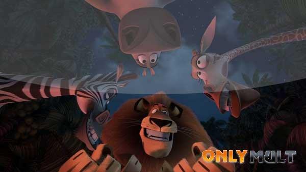Второй скриншот Рождественский Мадагаскар