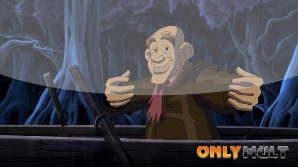 Третий скриншот Скуби-Ду: Музыка вампира