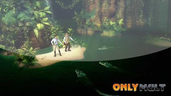 Третий скриншот Барби в роли Принцессы Острова