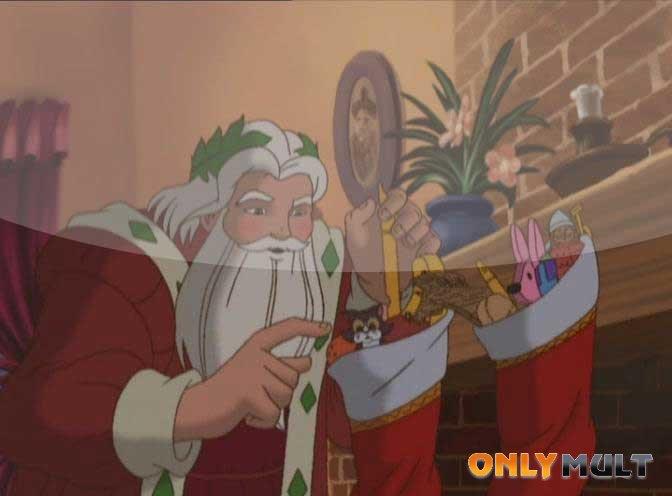 Первый скриншот Приключения Санта Клауса