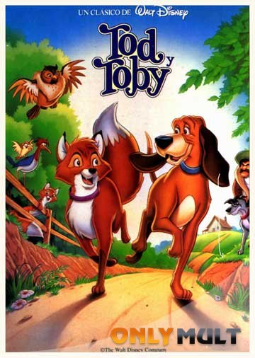 Poster Лис и пёс 2