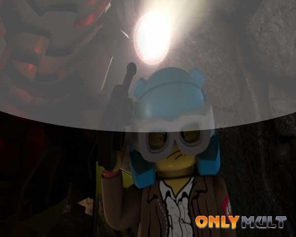 Первый скриншот Лего: Приключения Клатча Пауэрса