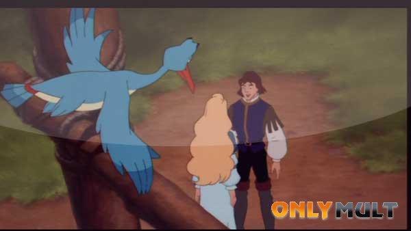 Второй скриншот Принцесса-лебедь 3