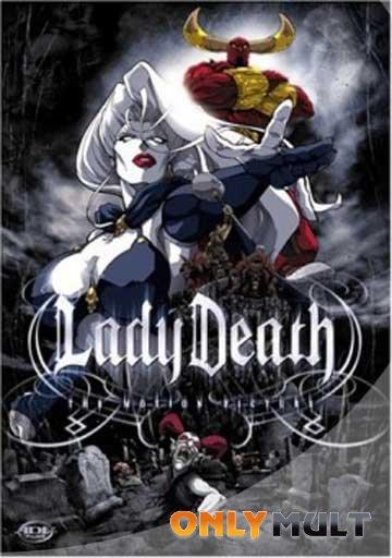 Poster Леди смерть