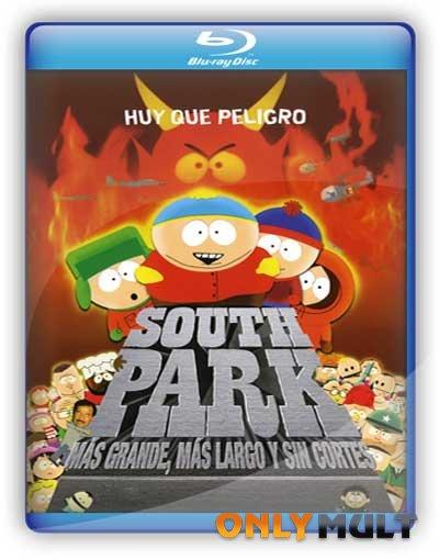Poster Южный Парк: Большой, длинный, необрезанный