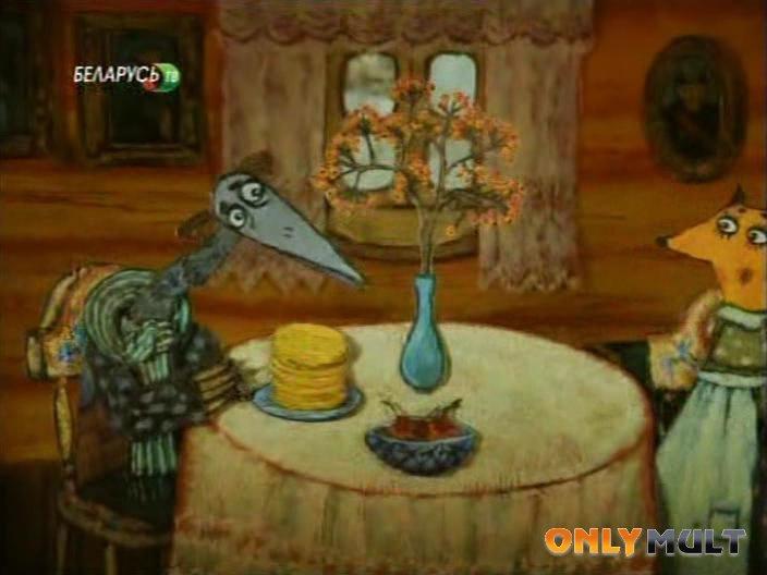 Второй скриншот Лиса и журавль