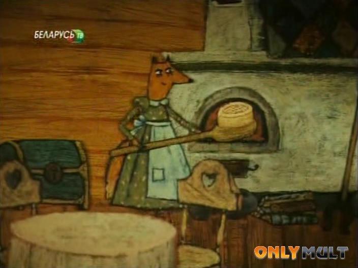 Первый скриншот Лиса и журавль