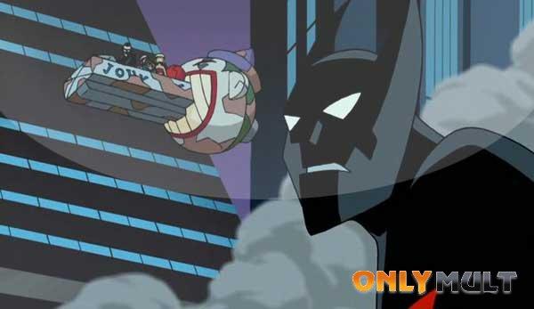 Первый скриншот Возвращение Джокера