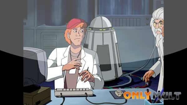 Первый скриншот Скуби-Ду и кибер-погоня