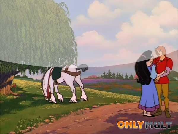 Третий скриншот Новые приключения Белоснежки