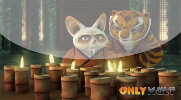 Третий скриншот Кунг-фу Панда: Захватывающие легенды