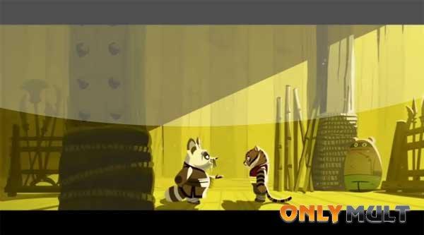 Первый скриншот Кунг-фу Панда: Захватывающие легенды