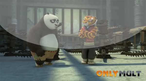 Второй скриншот Кунг-фу Панда: Захватывающие легенды