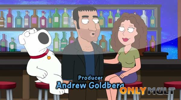 Второй скриншот Гриффины 11 сезон