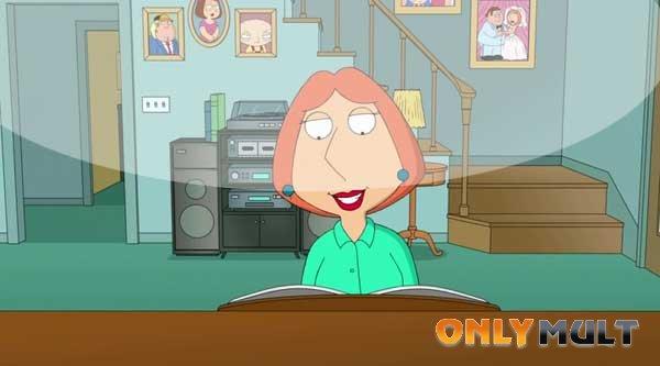 Первый скриншот Гриффины 11 сезон
