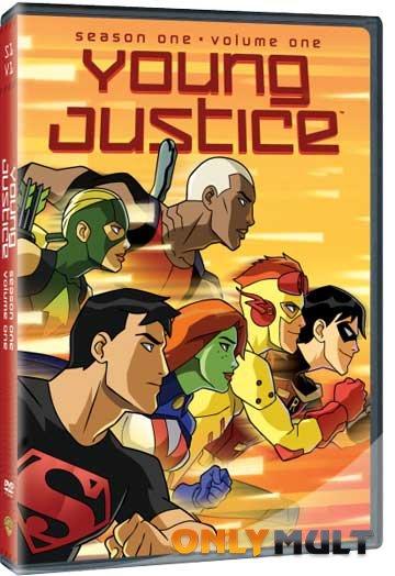 Poster Юная Справедливость (1 сезон)